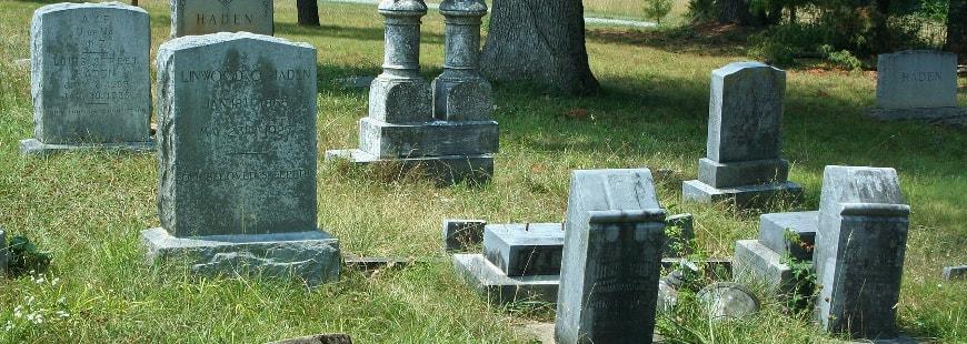 Mastaba vous aide à prendre soin des tombes