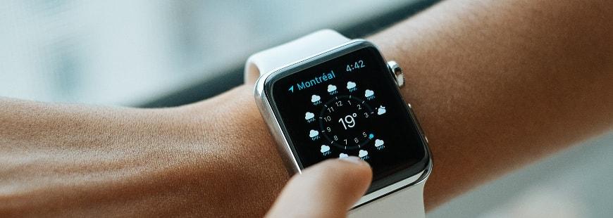 La montre connectée, un objet en vogue chez les Français