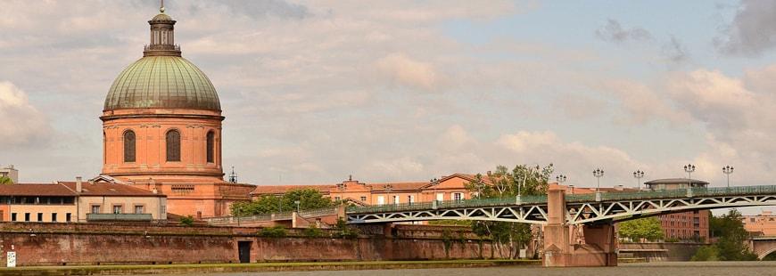 Pour un investissement immobilier, les Français choisissent Toulouse