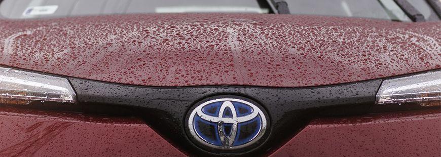 Les ventes de voitures hybrides Toyota ont augmenté de + 45 % en 2017 en Europe