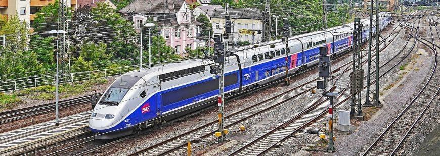 Vous connaissiez le TGV ? Bientôt le TTGV !