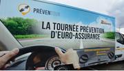 Sécurité routière : des milliers d'automobilistes sensibilités avec le PrévenTour