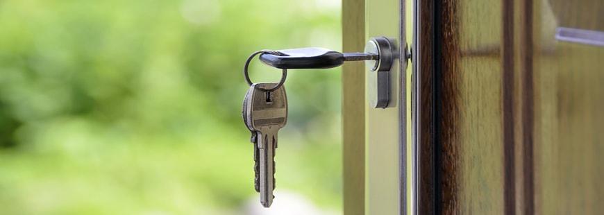 Une serrure connectée pour ouvrir votre porte
