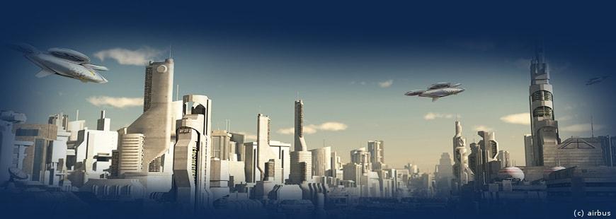La voiture volante d'Airbus se précise