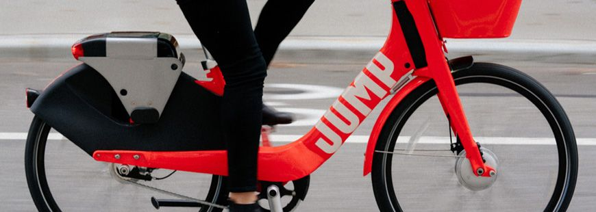 velo-electrique-jump-uber