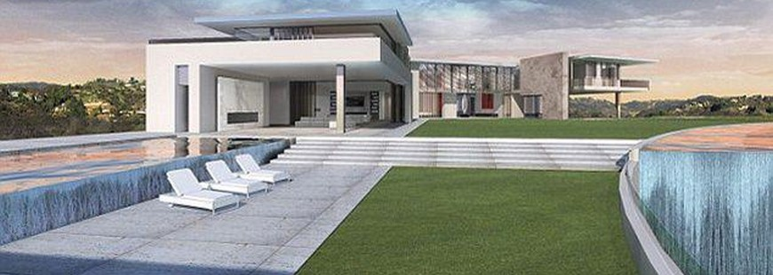 Une maison à couper le souffle à 500 millions