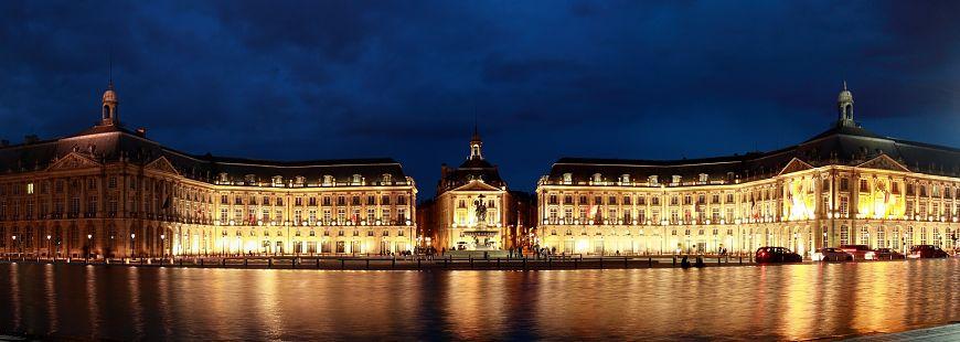 Bordeaux est la ville où la hausse des prix à été la plus forte