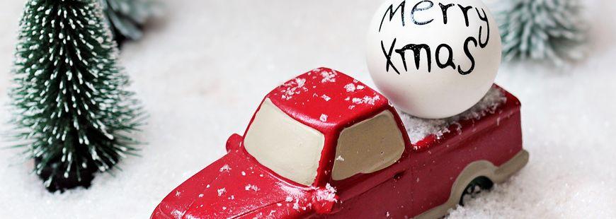 Qu'est-ce que vous pouvez offrir à un fan de voiture pour Noël ?
