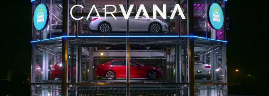 États-Unis : des distributeurs de voitures d'occasion