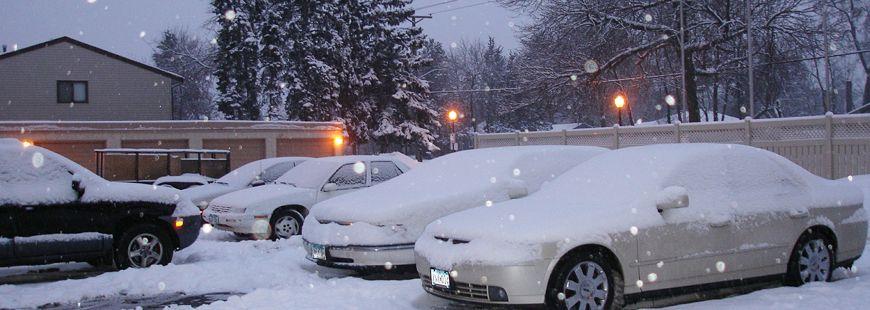 Sécurité routière : comment bien conduire par temps de neige ?