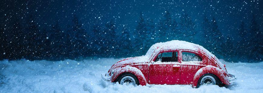 Comment rhabiller votre voiture pour l'hiver ?