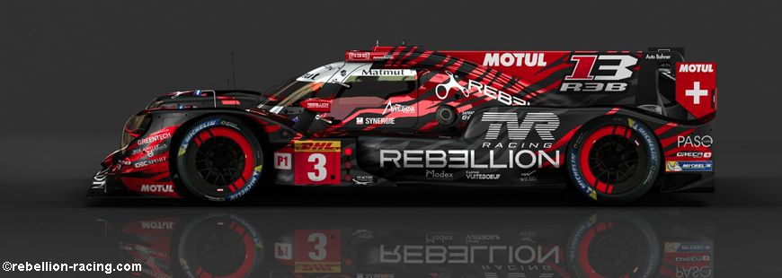 voiture-Team-Rebellion-Racing