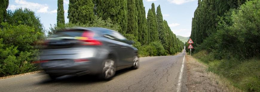Découvrez ce panneau insolite qui incite les automobilistes à ralentir