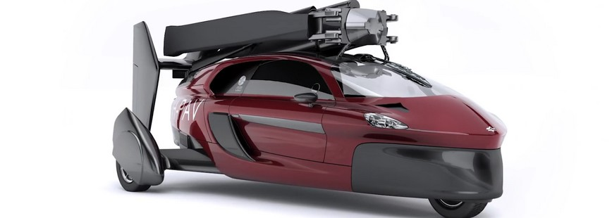 commercialisation de la premi re voiture volante. Black Bedroom Furniture Sets. Home Design Ideas