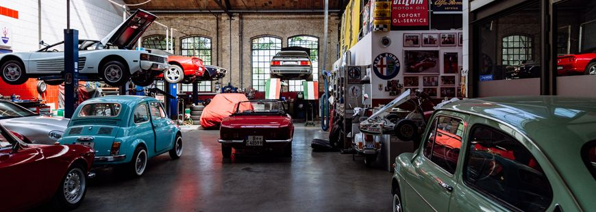 voitures-de-collection-garage