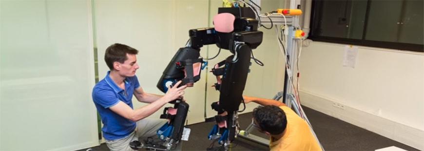 Une levée à 15 millions d'euros pour Wandercraft et ses exosquelettes pour les personnes handicapées